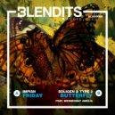 Soligen & Type 2 feat. Wednesday Amelia - Butterfly (Original mix)