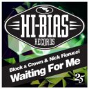 Block & Crown, Nick Fiorucci - Waiting For Me (Original Mix)
