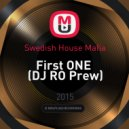 Swedish House Mafia - First ONE (DJ RO Prew Remix)