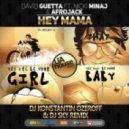 David Guetta feat. Nicki Minaj & Afrojack - Hey Mama (Dj Konstantin Ozeroff & Dj Sky Remix)