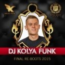 Ellie Goulding vs. Kolya Funk - Outside (DJ Kolya Funk Re-Boot)