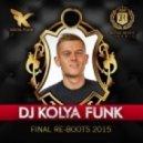 Iggy Azalea & Charlie XCX vs. Kolya Funk & Vasiliy Francesco - Fancy (DJ Kolya Funk Re-Boot)