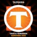 Yomanda, Tavo - Sunshine 2015