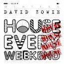 David Zowie  - House Every Weekend (LuvBug Radio Edit)