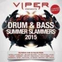 Mob Tactics - Summer Slammers 2015 (continuous DJ mix)
