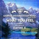 Gabriel Pivaro, Titan Road - What You Feel (Dayne S Remix)