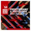 FrenzyDreamz & Footsound - Deeper (Instrumental)