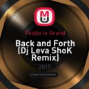 Fedde le Grand - Back and Forth