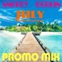 DJ Andrey Gorkin - July Promo Mix 2015