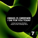 Grass Is Greener - I Die For You Today (Original Mix)
