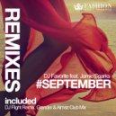DJ Favorite feat. Jamie Sparks - September (Grander & Almaz Radio Edit)
