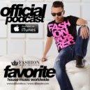 DJ Favorite - Worldwide Official Podcast 123 (28/08/2015)