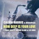 Calvin Harris & Disciples - How Deep Is Your Love (T'Paul Sax ft. Alexx Slam & Lis Remix)