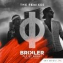 Broiler feat. Tish Hyman - Fly By Night (KREAM Remix)
