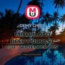 Demy Chris - Mixupload Deep Podcast #13 (September 2015)
