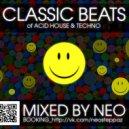 Mixed by NEO - Classic Beats of Acid House & Techo_September 2015