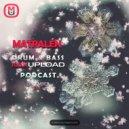 matralen - Mixupload Drum&Bass Podcast (December 2015)