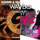 Tiësto & KSHMR vs KSHMR & Marnik - Secret Bazaar (Wavers Mashup)