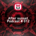 Redvi - After sunset Podcast # 012