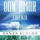 Don Omar & Lucenzo vs. DMC Mikael - Danza Kuduro (DJ FIOLET Mash Up) (Mash Up)