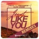 Felix And Fregonese feat. Click Chase - Just Like You (And Faith Reworked Mix)
