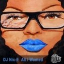 DJ Nic-E - All I Wanted (Original Mix)
