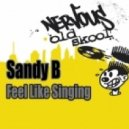 Sandy B - Feel Like Singing (Original BOP Club Mix)
