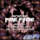 FrontLine, Coldbeat - Fire Flame (Coldbeat Remix)