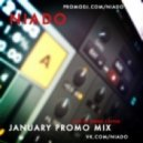 Niado - January promo mix (Live in Zebra Caffee)