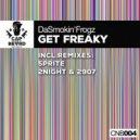 DaSmokin\'Frogz - Get Freaky (5prite remix)