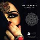 VAN DL, Redrose - Arabesque (Original Mix)