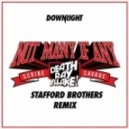 Scribe, Death Ray Shake, Savage  - Not Many If Any  (Stafford Brothers Remix)