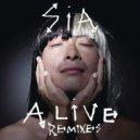 Sia - Alive (Plastic Plates Remix)