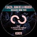 Juan de la Higuera, F.Gazza - Because Now This (Original Mix)