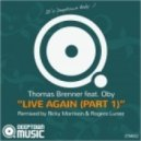Thomas Brenner feat. Oby - Live Again (Rogero Lunez Club Mix)