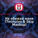 Кристина Си vs. Relanium feat. T\'Paul - Не обижай меня (7minutes & Skip Mashup) (7minutes & Skip Mashup)