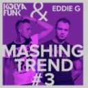 The Lawyer vs. Amur & Lis - I Wanna Mmm (Kolya Funk & Eddie G Mash Up)
