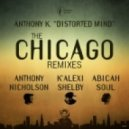 Anthony K., Anthony Nicholson - Distorted Mind (Anthony Nicholson Future Black Fusion Remix)