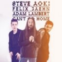 Steve Aoki & Felix Jaehn Ft. Adam Lambert - Can't Go Home (Radio Edit)