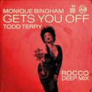 Monique Bingham - Gets You Off  (Rocco Deep Mix)