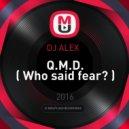 DJ ALEX   - Q.M.D.