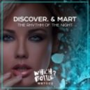 Mart, DiscoVer. - The Rhythm Of The Night (Radio Edit)