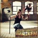 Shade K & BBK & Accion Sanchez - Shuriken (feat. Accion Sanchez)
