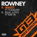 Rowney feat. Kat W - Real Love (Original mix)
