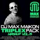 Надюля & Dj Pill.One vs Don Diablo - Почувствуй (DJ Max Maikon Mash-Up)