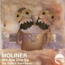 Moliner - We Are One  (Original Mix)