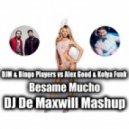 DJM & Bingo Players vs Alex Good & Kolya Funk - Besame Mucho (DJ De Maxwill Mashup)