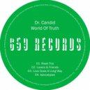 Dr. Candid - Love Goes A Long Way  (Original Mix)