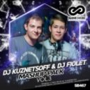 Milkdrop vs. Alexx Slam & Alex Shik - No More (DJ FIOLET & DJ KUZNETSOFF MASH UP) (MASH UP)