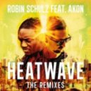 Robin Schulz Ft. Akon - Heatwave (HUGEL Remix)